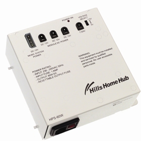 Hills Home Hub Power Supply 25 Watt 18V AC