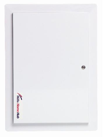 Hills Home Hub 600 Series Enclosure w/ Security Cover