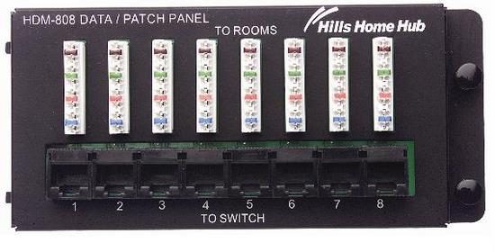 Hills Home Hub HDM-808 Data/Patch Module